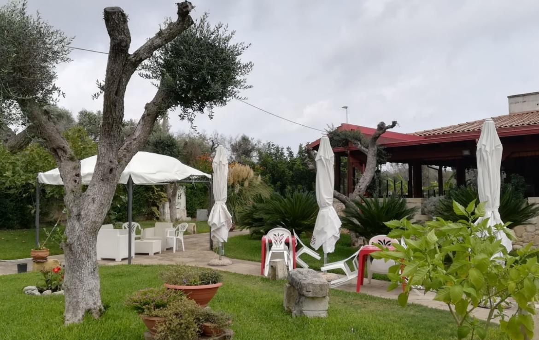 agriturismo vicino Otranto